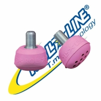 Toe stops-Standard pink